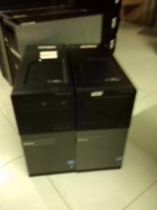 CPU COREi3 & CPU COREi5